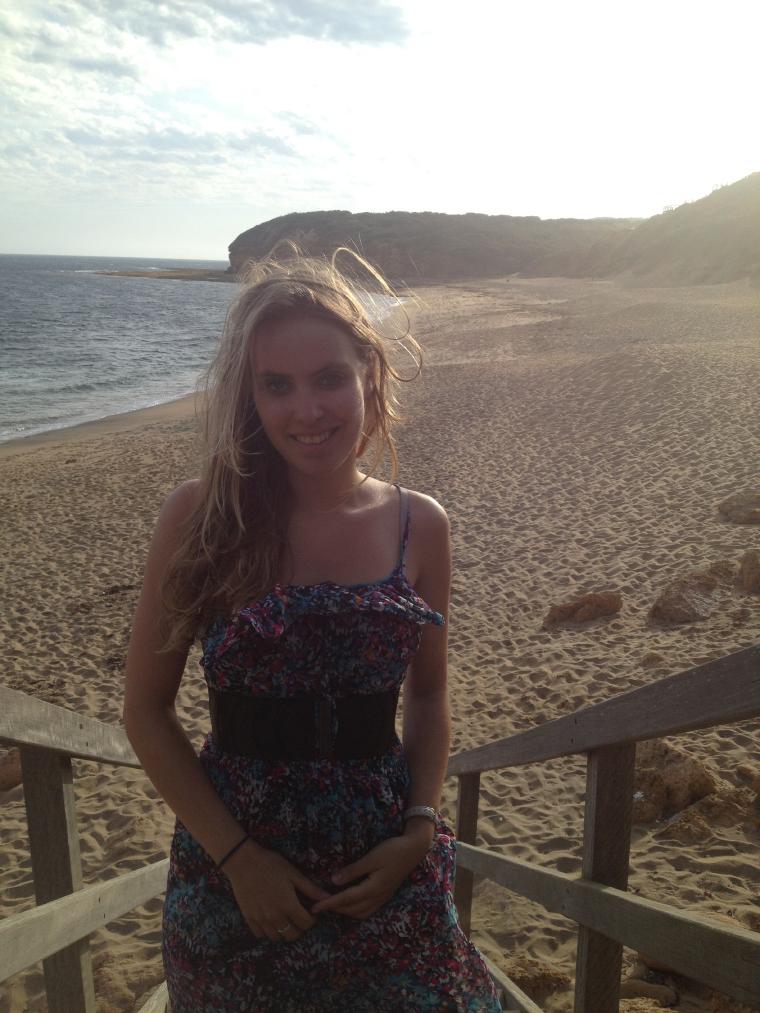 Strandausflug - Gastsemester Australien