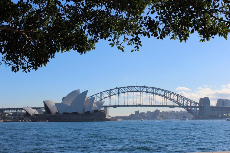 Erfahrungsbericht LL.M. Studium Opernhaus Sydney