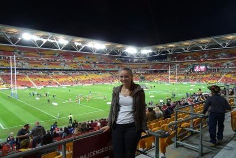 Rugby in Australien