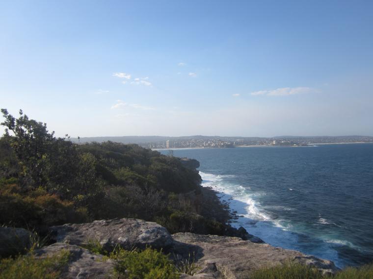 Sydney Strandblick