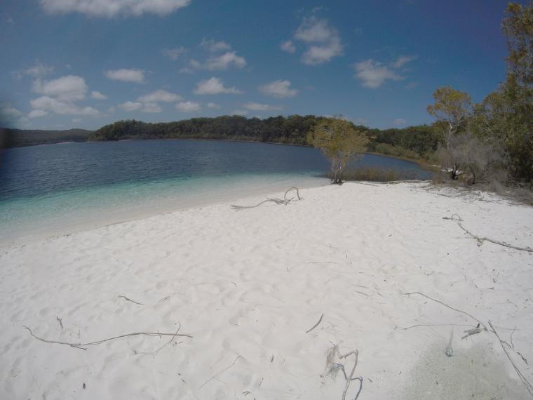 Auslandssemester Australien - Fraser Island