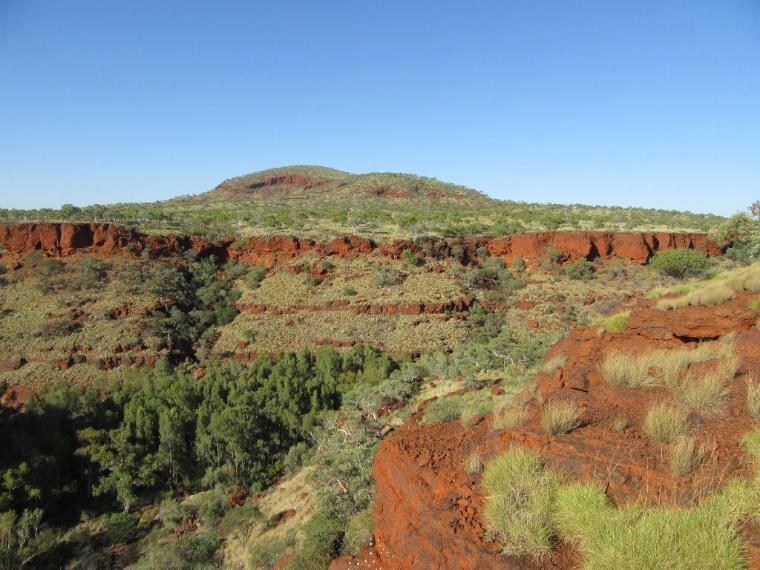 Landschaft Australien - Auslandssemester Australien