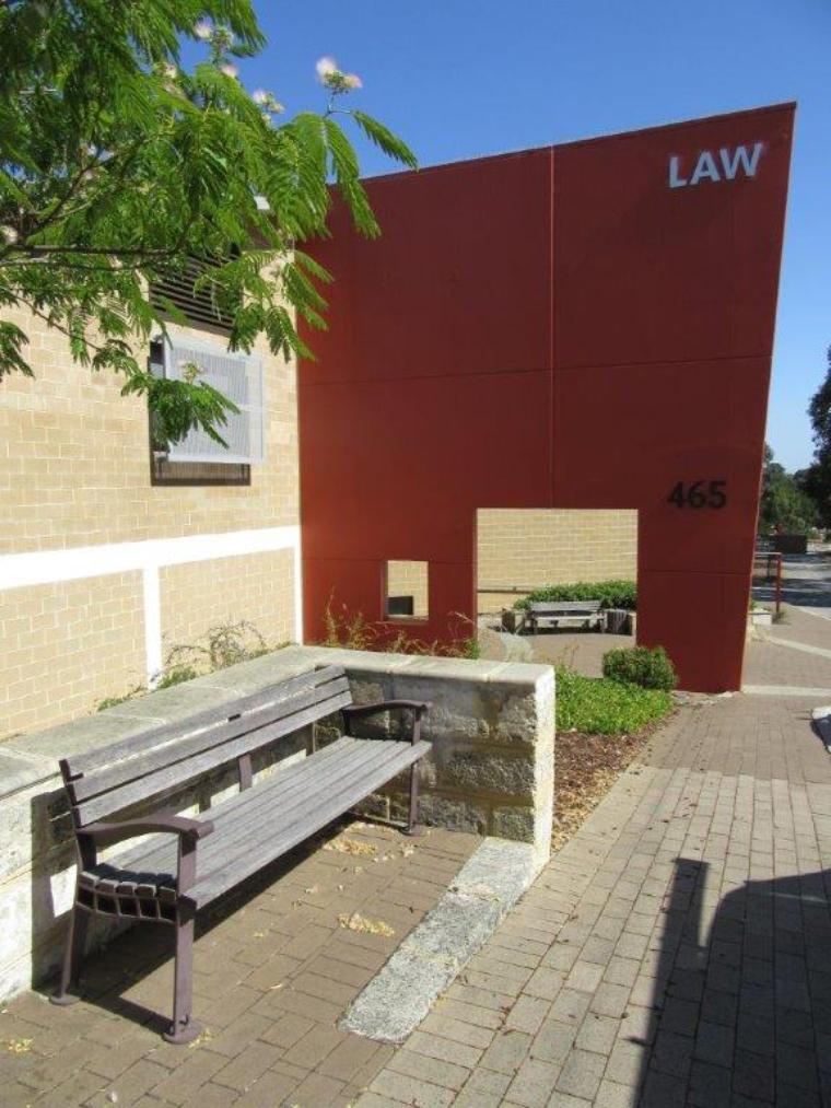 Jura - Auslandssemester Australien