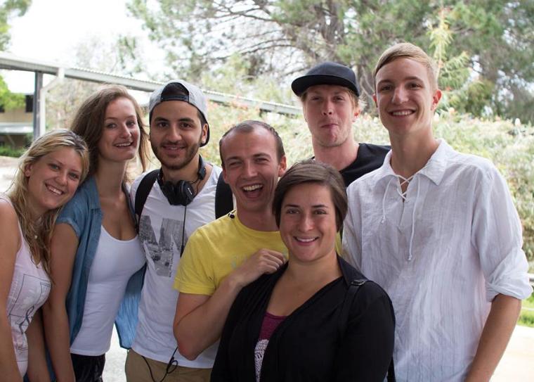 Campus Freunde - Auslandssemester Australien