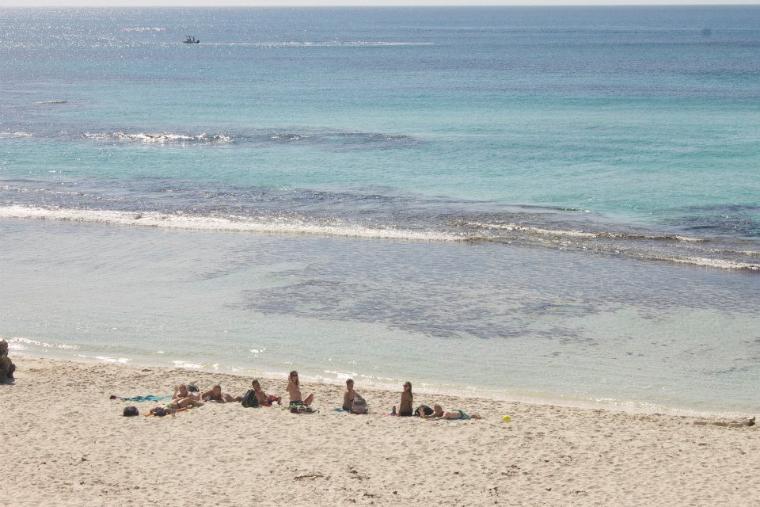 Entspannung am Strand - Auslandssemester Australien