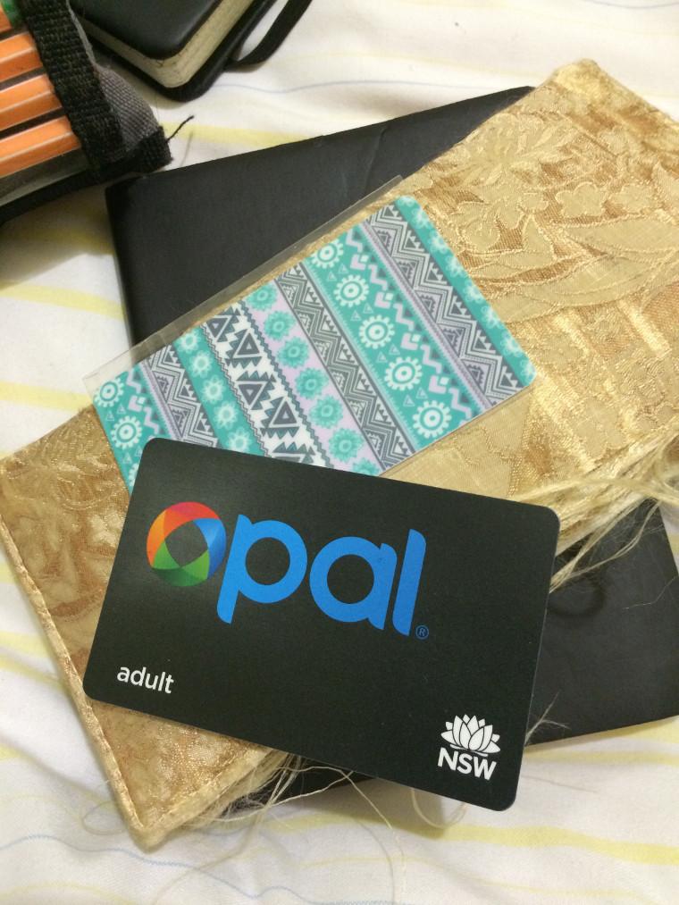 Opal Card für die öffentlichen Verkehrsmittel