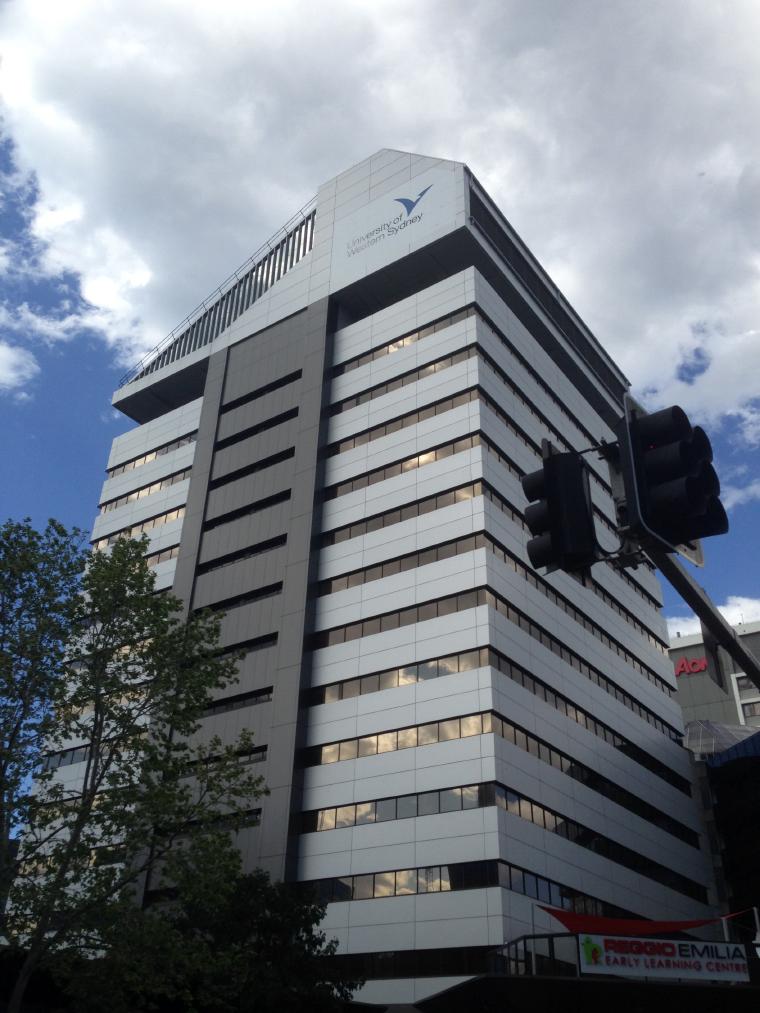 Parramatta City Campus