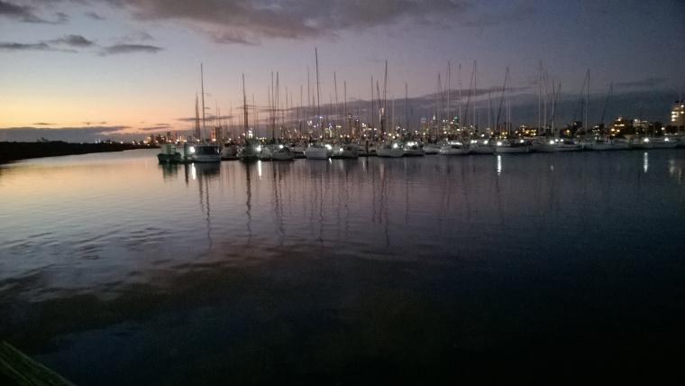 Hafen Australien