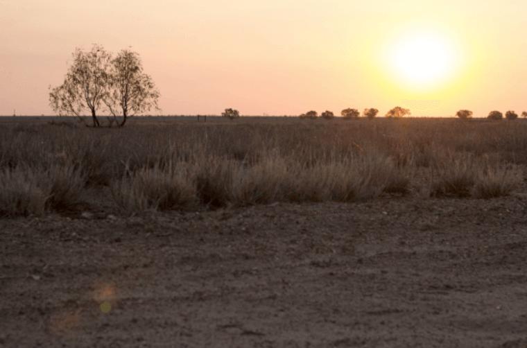 Outback Nachts - Auslandssemester Australien