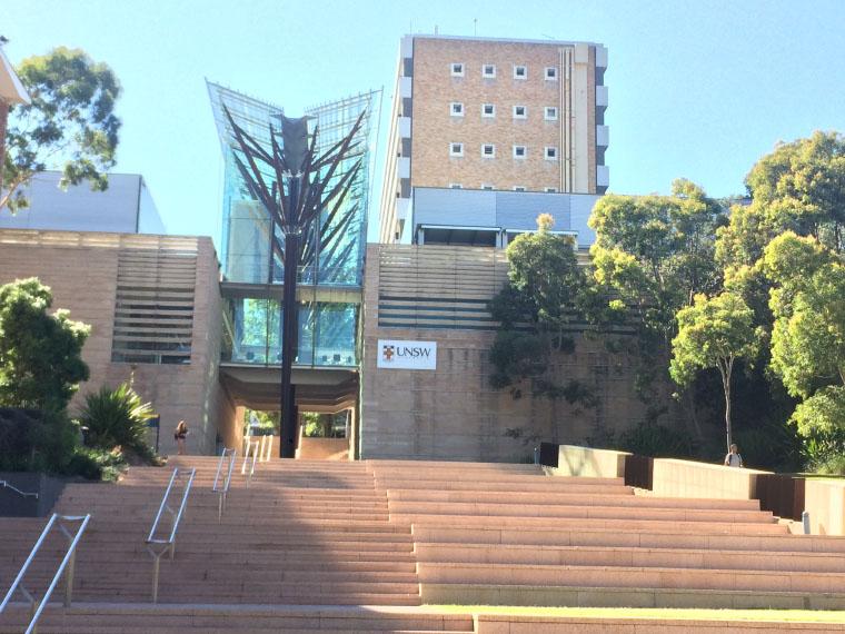 Die UNSW in Sydney