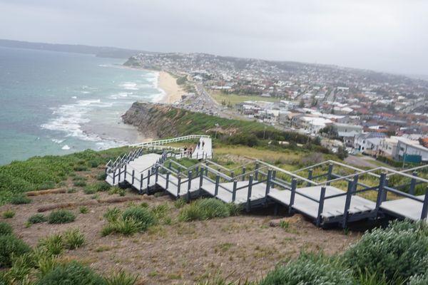 Küstenpfad Australien