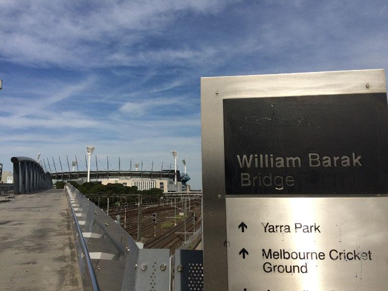 William Barak Bridge