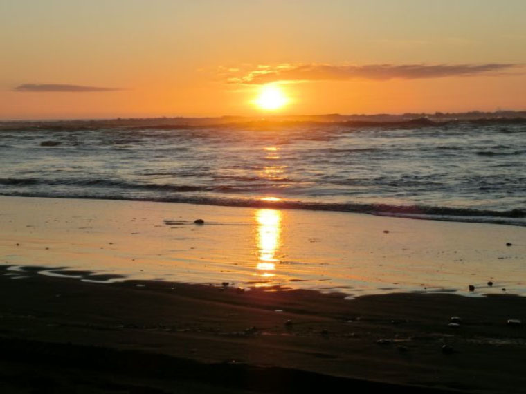 Studium in Australien - Sonnenuntergang