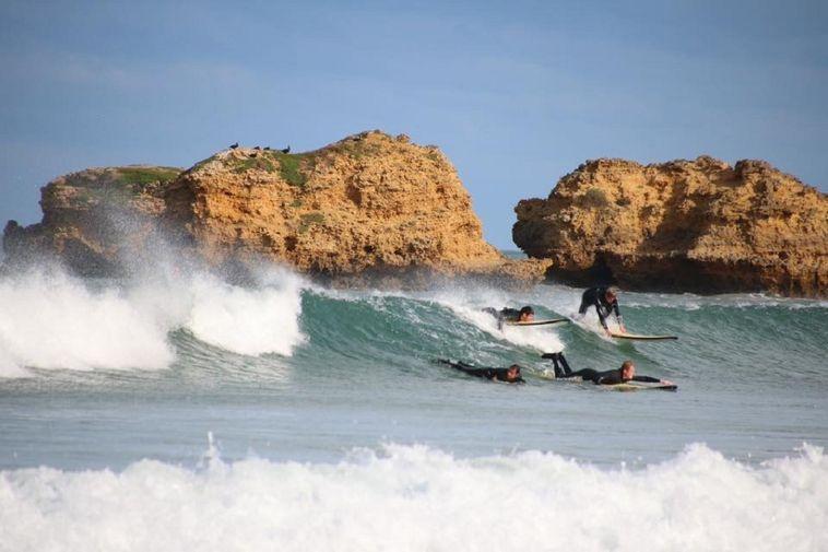 Surfen im Auslandssemester in Australien