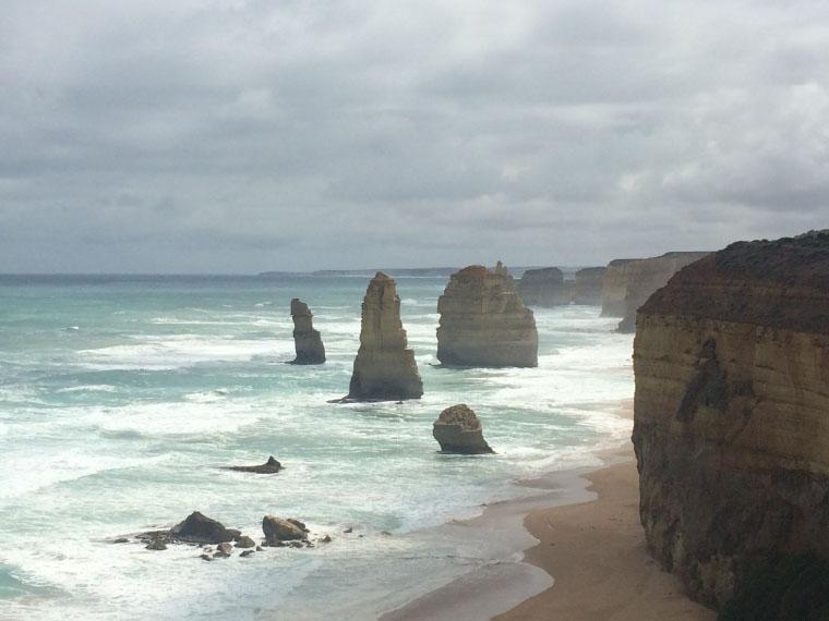 12 Apostles - Felsküste Australien