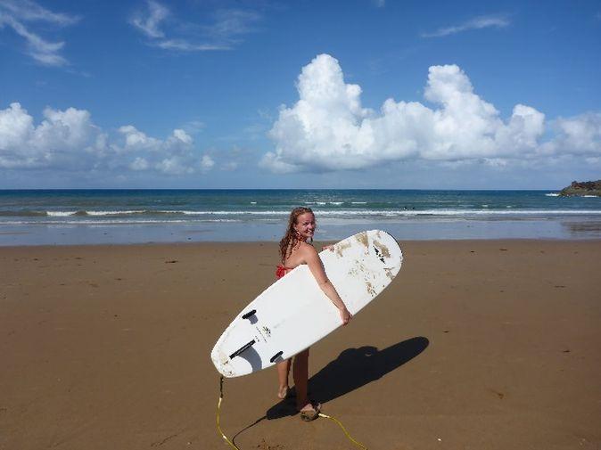 Surfen Studium Australien