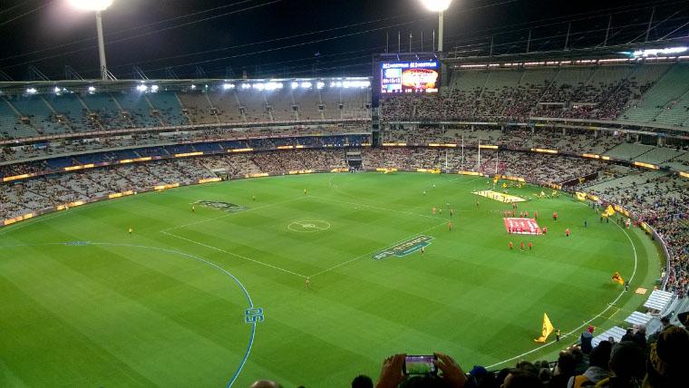 Australian Football Stadion