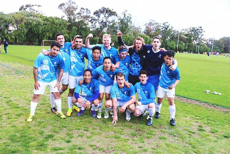 Sportteam der Victoria University