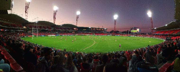 Australian Football - Erfahrungsbericht Studium Australien