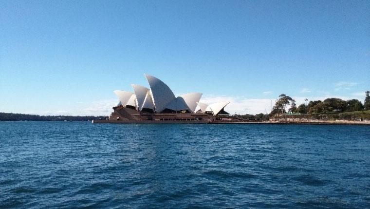 Opernhaus - Erfahrungsbericht Studium Australien