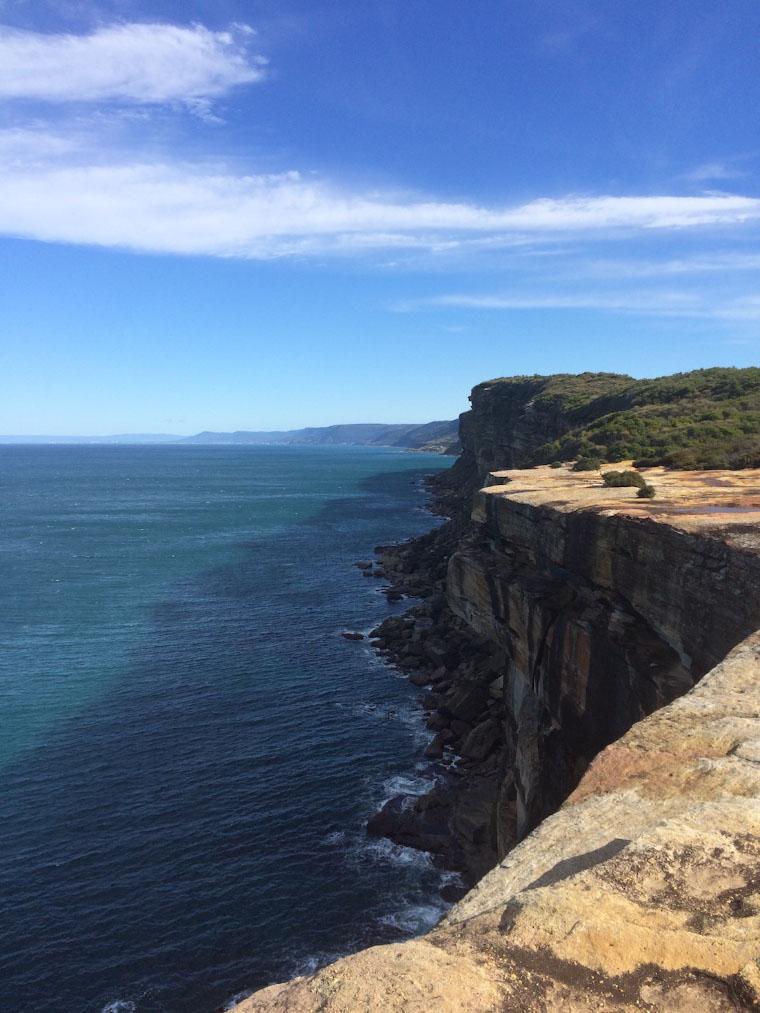 Coastline Australien
