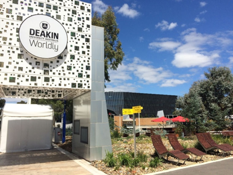 Deakin University Campus