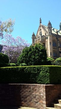 Campus der University of Sydney