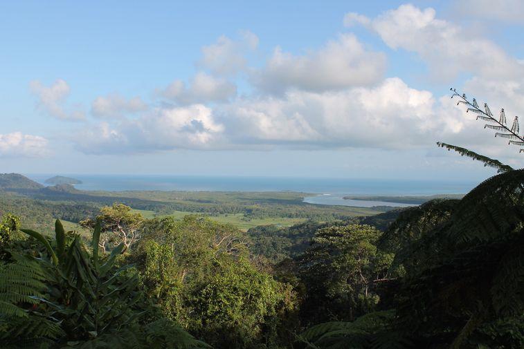 Aussicht Landschaft Australien