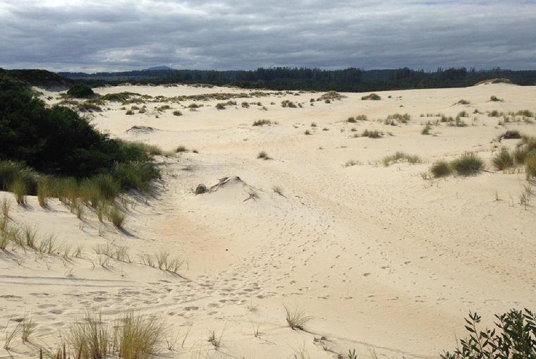 Dünen Australien