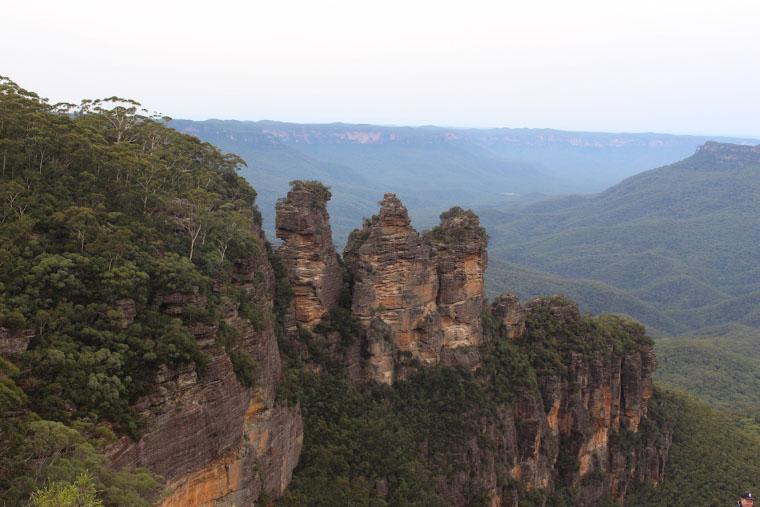 Berge in Australien