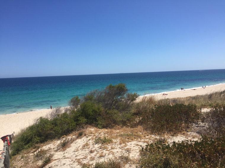 Ocean in Western Australia