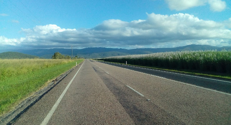 Highway in Australien