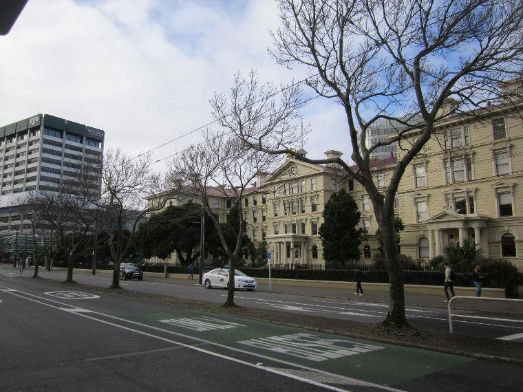 Erfahrungsbericht Bannert Campus Victoria University Wellington