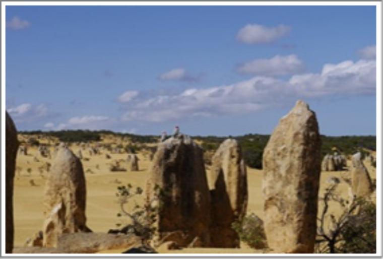 Pinnacles Nationalpark
