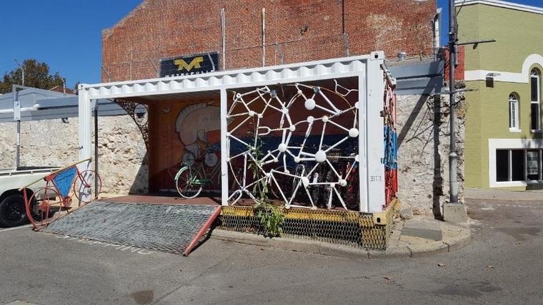Fremantle Kreativ-Viertel