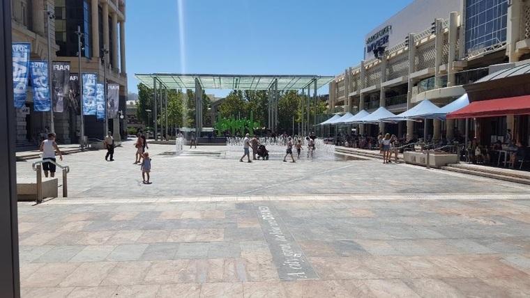 Innenstadt Perth