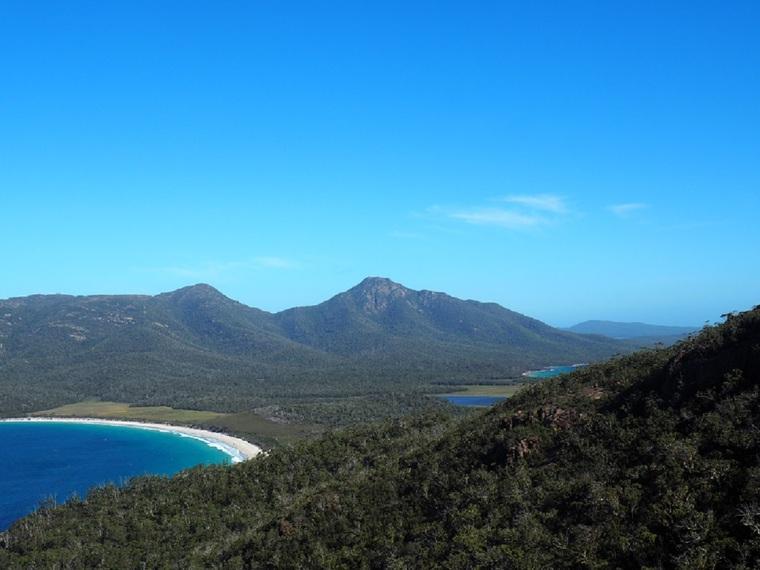 Wineglass Bay Australien