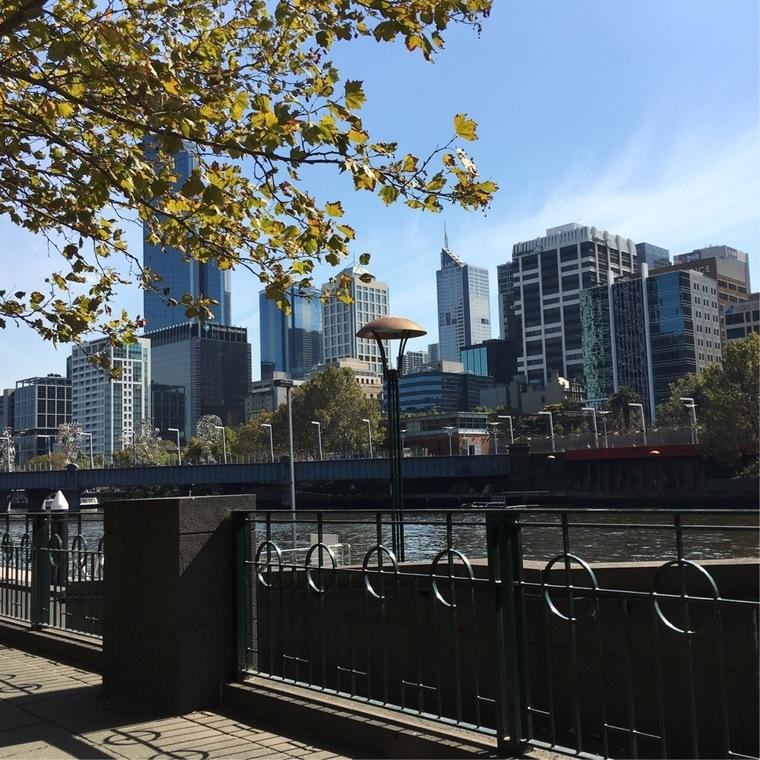 Melbourne Auslandssemester