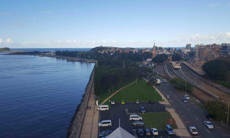 Erfahrungsbericht Kaufmann_Newcastle_City