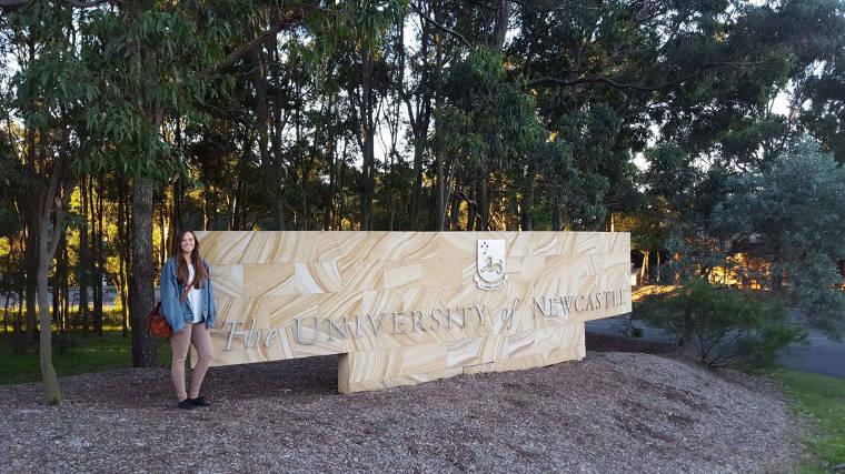 Kaufmann University of Newcastle
