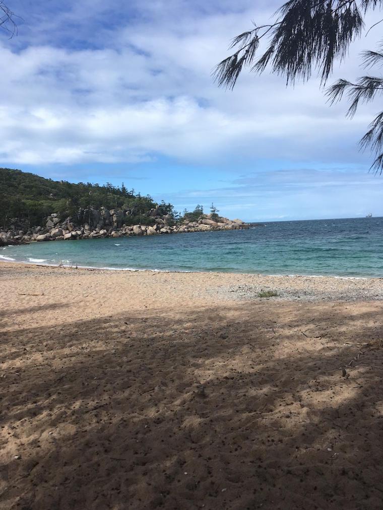 Erfahrungsbericht Kaufmann Australien Beach