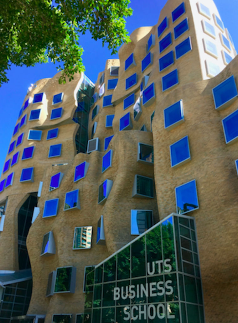 UTS Business Building