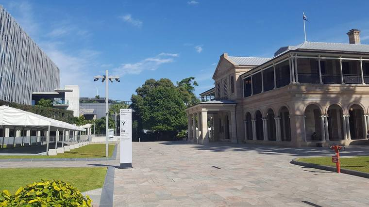 Auslandssemester Brisbane