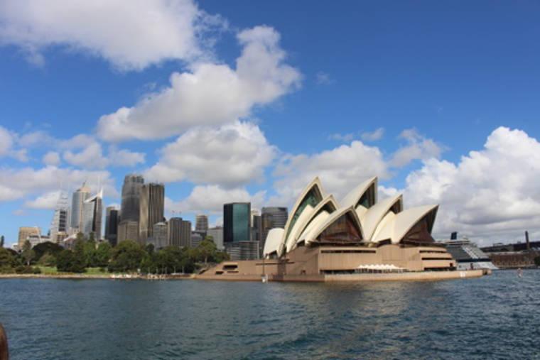 Erfahrungsbericht Optensteinen Opernhaus Sydney