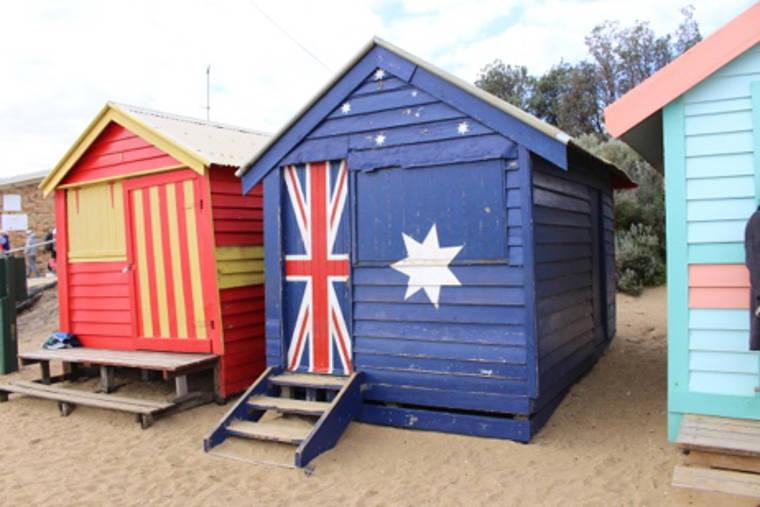 Erfahrungsbericht Optensteinen Australien Strandhäuschen