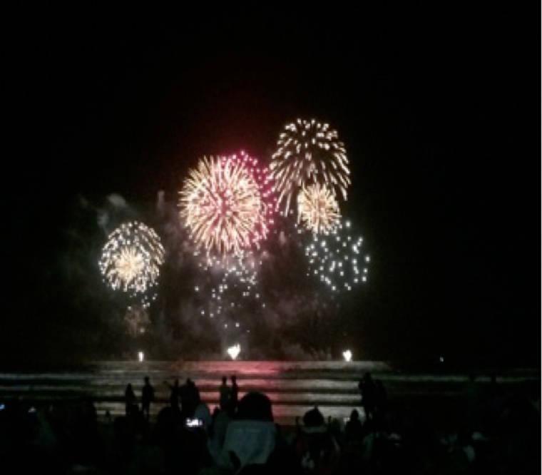 Erfahrungsbericht Optensteinen Australien Feuerwerk