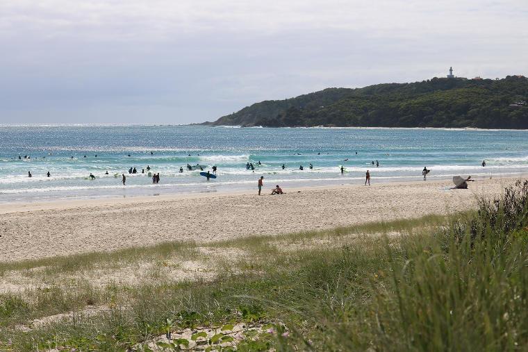 Erfahrungsbericht Overoedder Strand Australien
