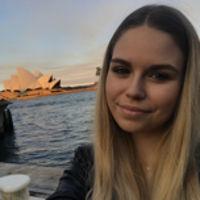 Studentin in Sydney