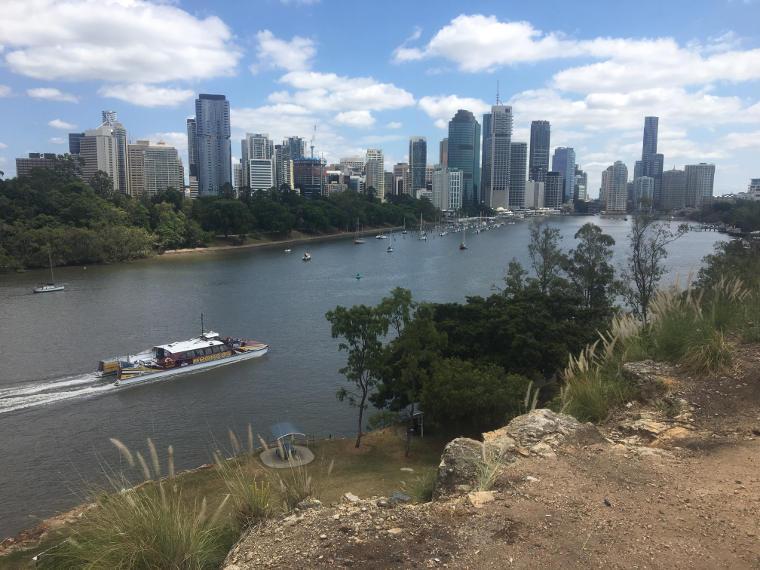 Erfahrungsbericht Vordermeier Kangaroo Point Cliffs