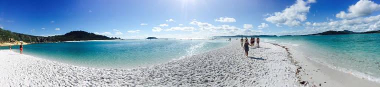 Erfahrungsbericht Vordermeier Whitehaven Beach